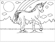 planet make believe colouring page