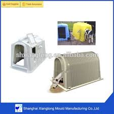 Plastic Calf Hutches Odm Custom Aluminum Rotational Mold For Plastic Calf Hutch Making
