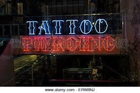 tattoo shop window tattoo sign tattooing shop window signs