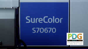 how to do head maintenance on epson surecolor s70670 youtube