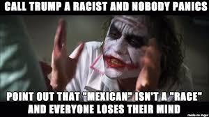 Racist Mexican Memes - mexican isn t a race duh meme on imgur