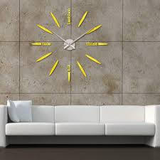 large glass wall clock pictures u2013 wall clocks