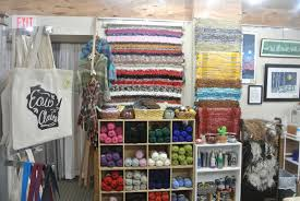 Crafters Supply Blue Boxer Arts Welcomes Crafters Of All Kinds In Downtown Eau
