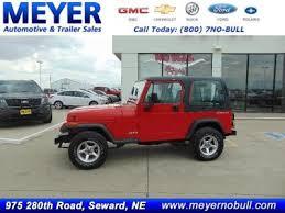 jeep wrangler york jeep wrangler for sale in york ne cars com