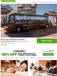 black friday woodbury commons 2017 groupon round trip to woodbury common milled