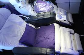 Virgin America Route Map Virgin America First Class Review Travelupdate