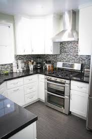 black and white tile kitchen ideas kitchen design ideas pictures remodels and decor 24 1st