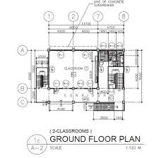 the floor plan of a new building is shown 2016 new deped school building designs teacherph