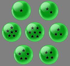 black star green dragon balls ultra dragon ball wiki fandom
