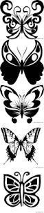 25 best butterfly stencil ideas on pinterest butterfly pattern
