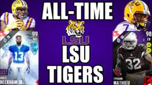 all time lsu tigers team odell beckham jr and tyrann mathieu