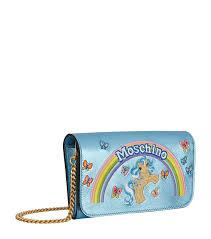my pony purse moschino my pony mini cross bag harrods