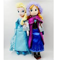 disney frozen sisters doll featuring 16