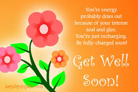 greeting card for sick person get well soon messages wishes and get well quotes easyday