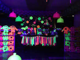 glow in the party ideas for teenagers glow in the party birthday party ideas birthday party ideas
