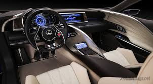 lexus lc interior lexus lf lc are going to enter production phase lexus new hope in