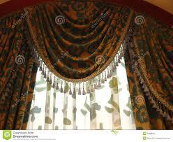 luxury curtain royalty free stock photo image 20411235