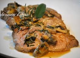 cuisine roti de porc en cocotte rôti de porc aux chignons de et aux herbes aromatiques la