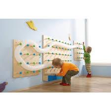 wandgestaltung kindergarten wand steckbrett groß wandkugelbahn wandgestaltung möbel