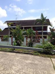3 storey house for rent in jalan gadong beribi brunei darussalam