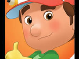handy manny race car game video kids