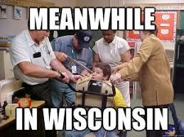 Wisconsin Meme - badger puns