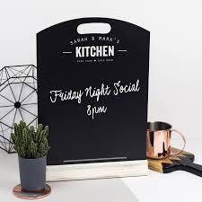 chalkboard for kitchen ideas on pinterest framed intended for