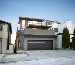 Contemporary Front Doors Exterior Design Modern Garage Doors With Beige Exterior Also