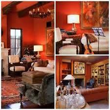 best 60 rustic orange paint design ideas of best 25 burnt orange