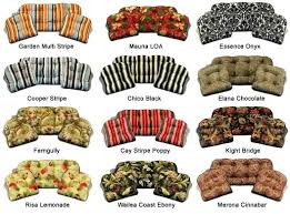 wicker furniture cushions sets outdoor wicker furniture cushions
