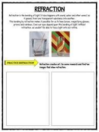 light facts u0026 worksheets for kids types u0026 speed of light
