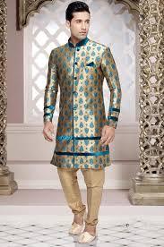 buy sherwani suits for men online uk latest designer sherwani in gold