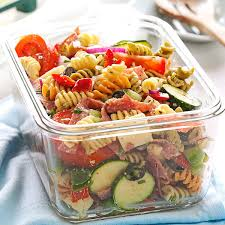 salad pasta deli style pasta salad recipe taste of home