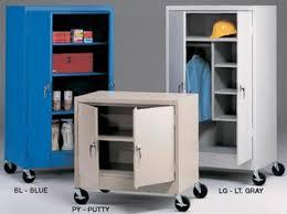 Rolling Storage Cabinet Atlantic Metal Mobile Storage Cabinets