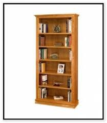 Solid Wood Bookcases With Glass Doors Wooden Bookcases With Glass Doors Foter