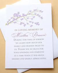 sympathy thank you cards thank you sentiments for funeral best 25 sympathy thank you cards