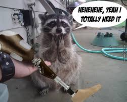 Raccoon Excellent Meme - rocket raccoon by photoshoper meme center