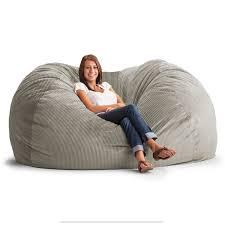 furniture u0026 sofa big joe lumin bean bag chair big joe chair