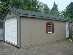 1 car garages the barn raiser 12 x28 premier duratemp a frame garage
