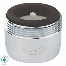 Kitchen Faucet Aerator Assembly by Neoperl 1 5 Gpm Dual Thread Auto Clean Water Saving Faucet Aerator