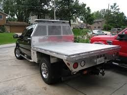 Ford F250 Replacement Truck Bed - would a flat bed look u003edumb on short bed any one have pice of a