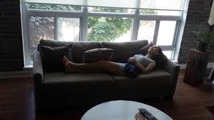 world u0027s most comfortable sofa youtube