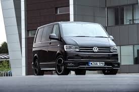volkswagen caravelle interior 2016 vw transporter sportline brings sporty style and extra kit to van