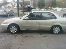 2001 toyota corolla value 2001 toyota corolla for sale carsforsale com