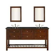 Mission Vanity A Whole Lot Of Transitional Double Sink Bathroom Vanities That