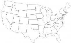 united states map blank with outline of states blank map of southeast us printable united states maps outline and