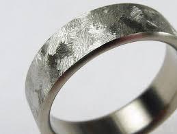 mens titanium wedding band industrial scraped mens titanium wedding band hersteller