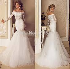 stylish wedding dresses nitree stylish mermaid wedding dresses 2016 lace tulle vestido de