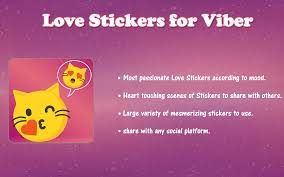 love stickers for viber android apps on google play