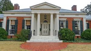neoclassical homes buckhead neoclassical style home to tour on jan 28